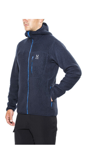 Haglöfs Pile Hood Men deep blue